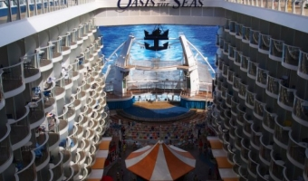 Oasis of the Seas ile Doğu Karayipler Gemi Turu